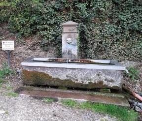 Wasserentnahmestelle